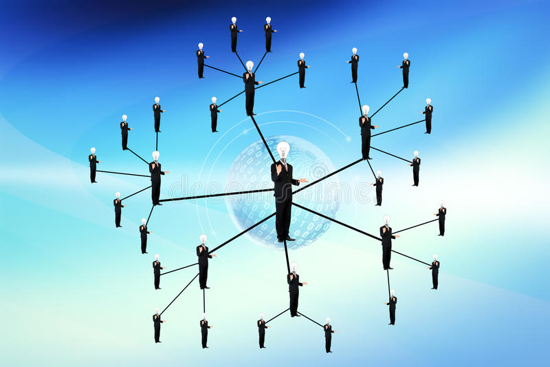 Download People Social Network Communication Stock Photo - Image: 20663148