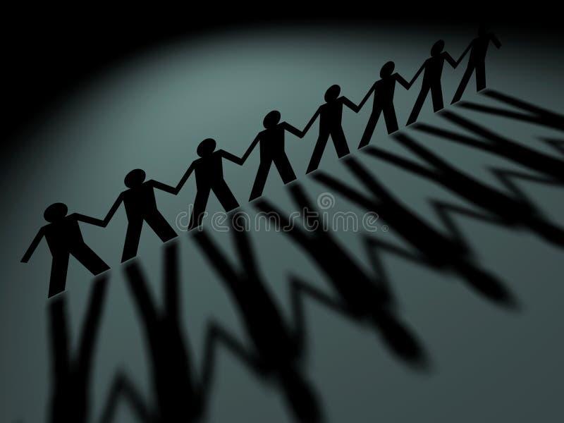 People team vector illustration