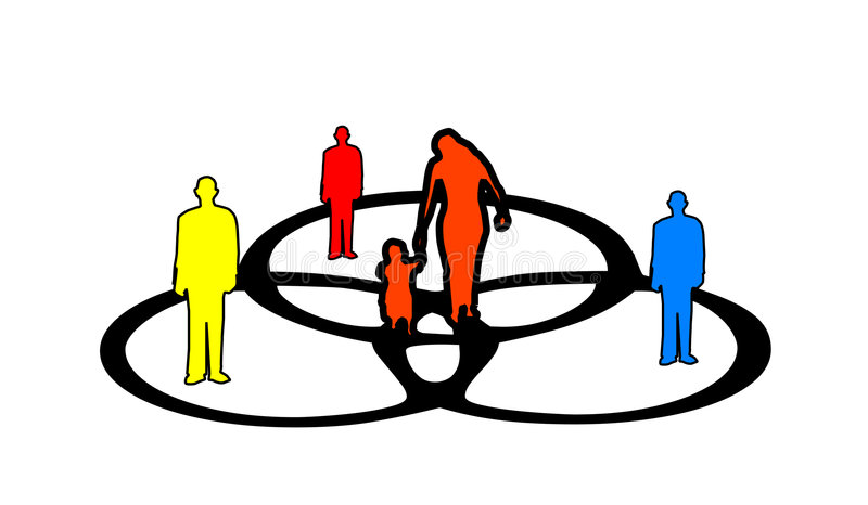 People and a venn diagram stock illustration illustration of download people and a venn diagram stock illustration illustration of clipart 2572172 ccuart Image collections