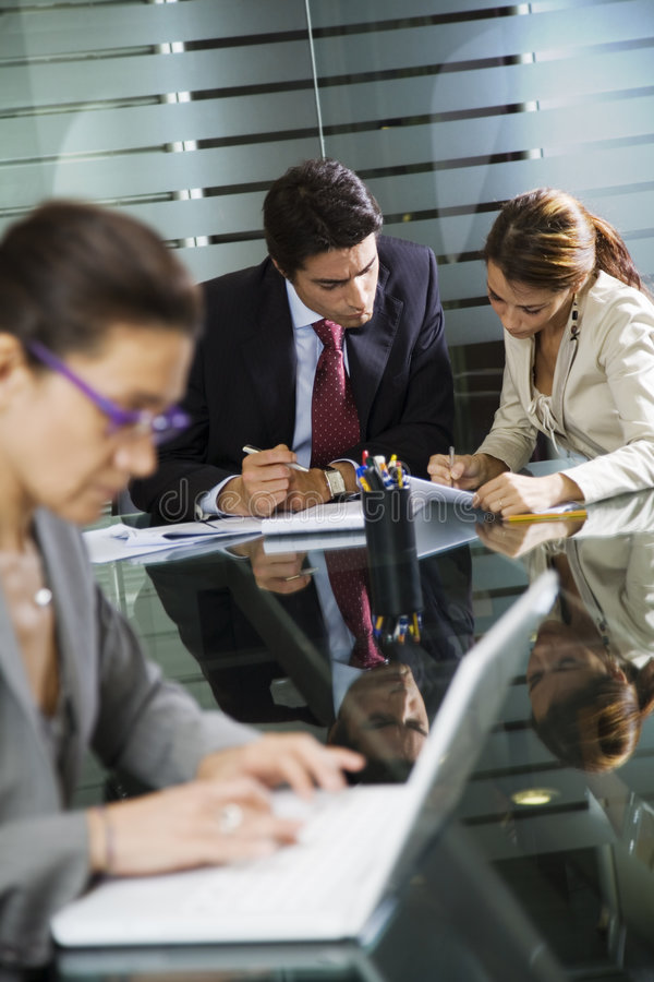 Download People at work stock photo. Image of businesswomen, success - 2665340