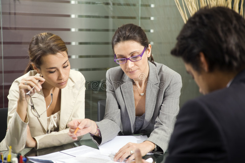Download People at work stock photo. Image of successful, employer - 2689766
