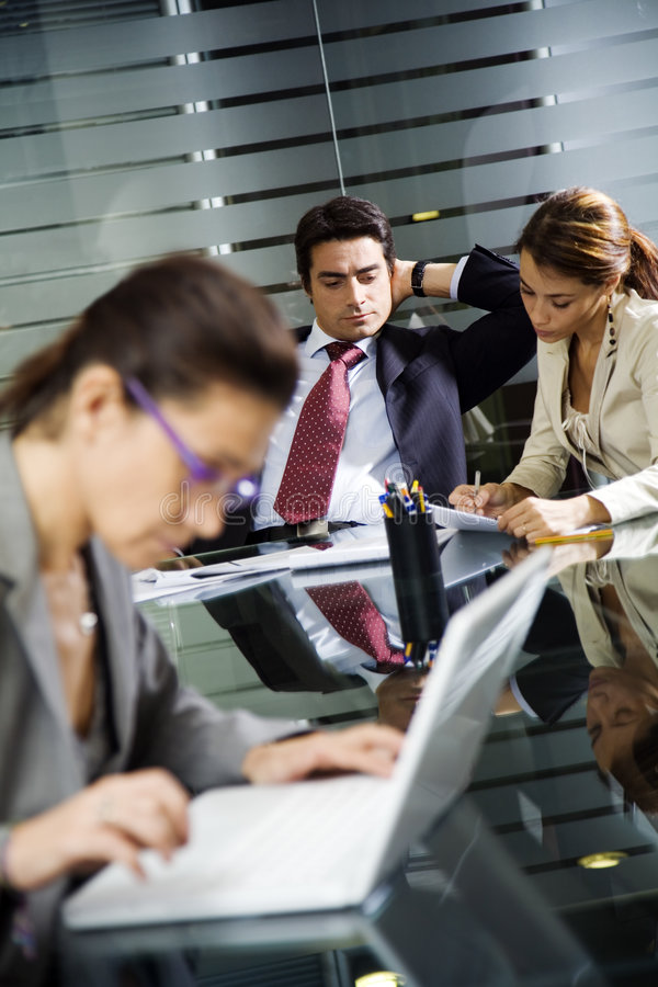 Download People at work stock photo. Image of office, business - 2750794