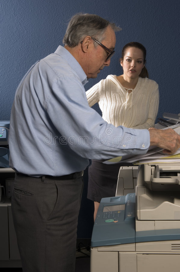 Download People at work stock photo. Image of woman, office, chat - 542412
