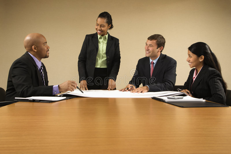 People working. royalty free stock image