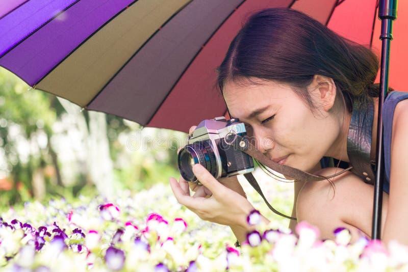 Peoplelflower, ontspant, levensstijl stock fotografie