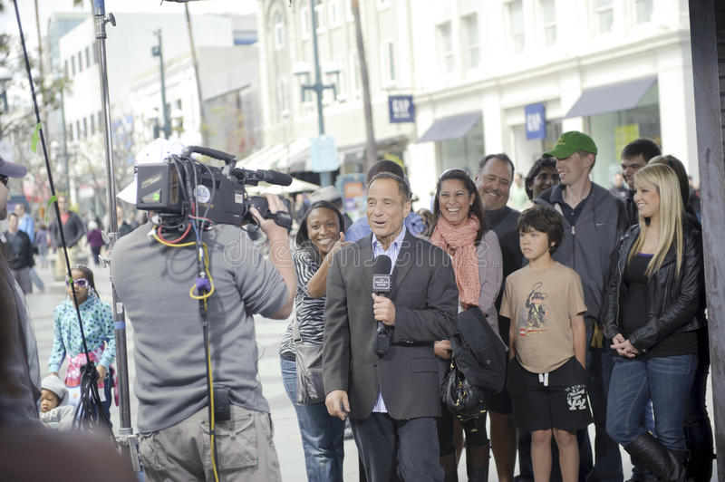 Download The Peoples Court Harvey Levin Editorial Stock Image - Image: 25963289