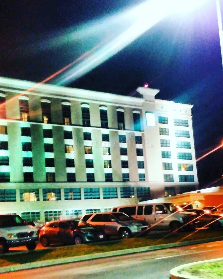 Peoria-Gebäude stockbild
