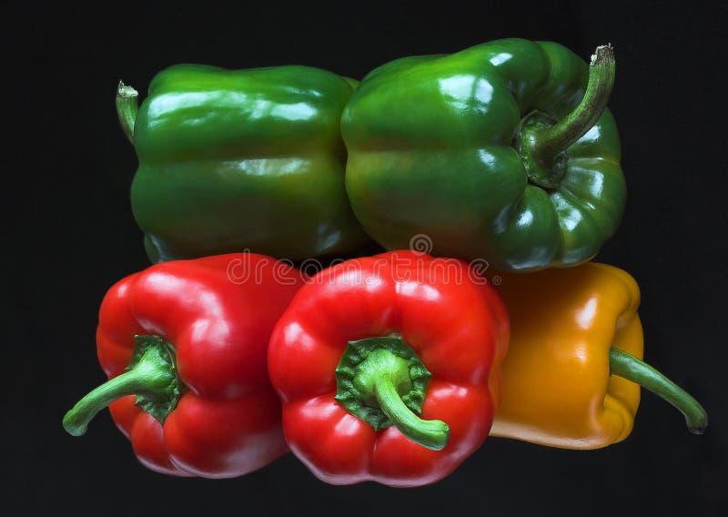 Peper stock afbeeldingen