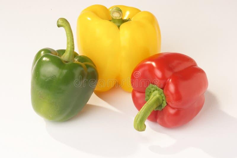 Peper - Paprika stock foto