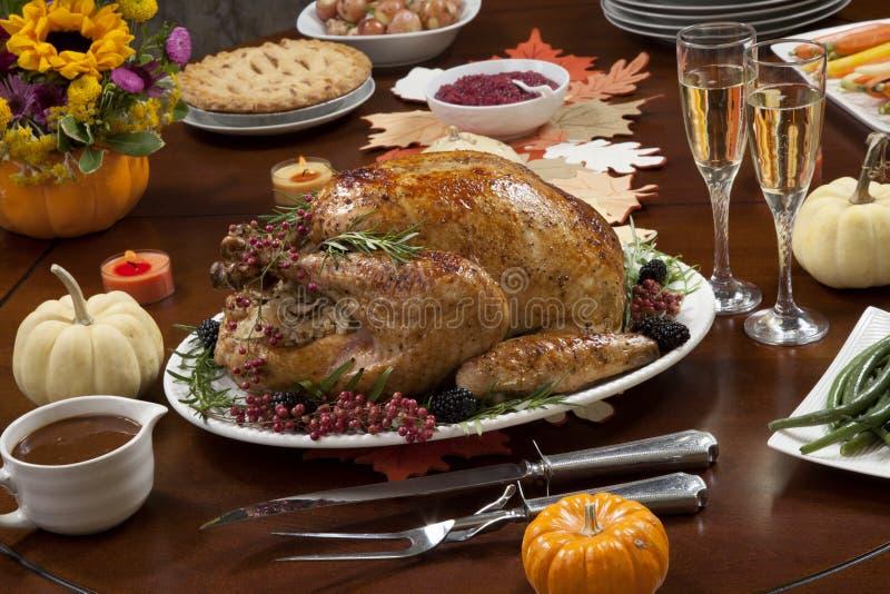 Peper Turkije voor Dankzegging royalty-vrije stock afbeelding