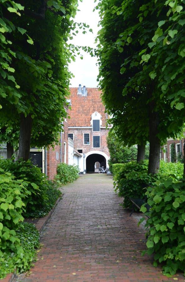 Pepergasthuis Groninga Paesi Bassi fotografia stock