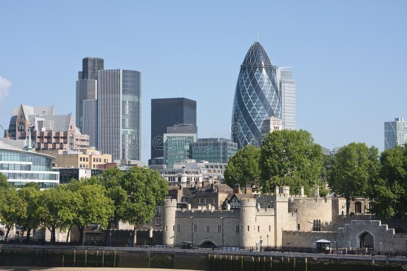 Pepino e torre de Londres