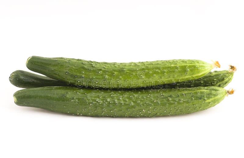 Download Pepino verde foto de stock. Imagem de nave, comer, closeup - 12805214