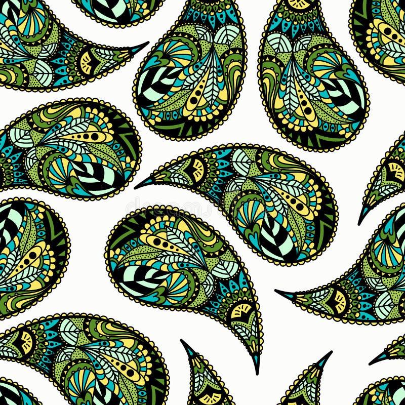 Pepinos turcos stock de ilustración