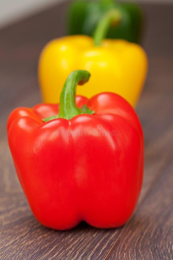 Peppe rouge frais