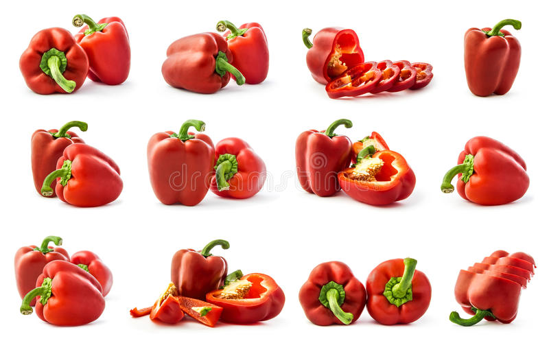 Download Pepper collage stock photo. Image of lifestyle, composition - 27549034