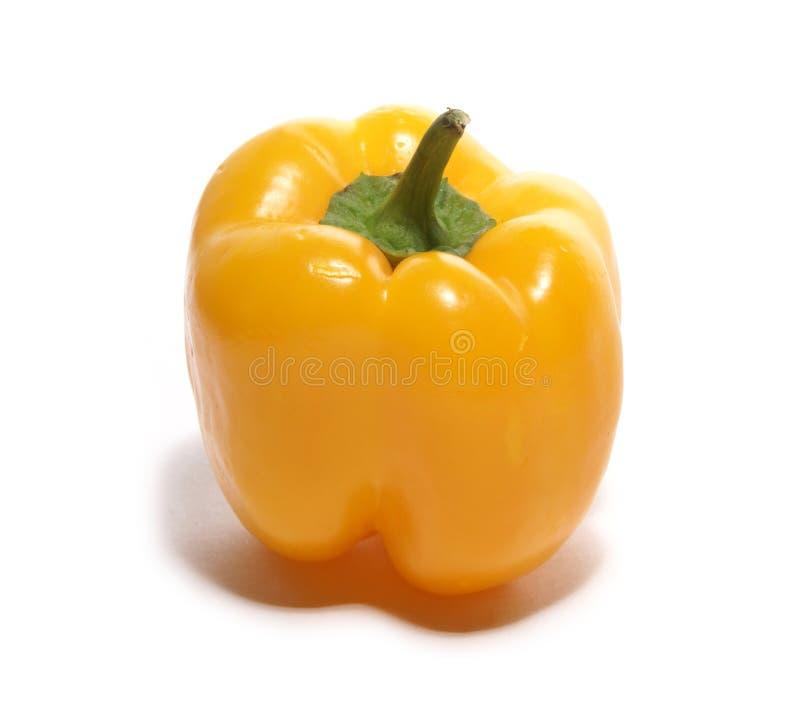 pepper odosobnione słodkie biały żółty obrazy royalty free