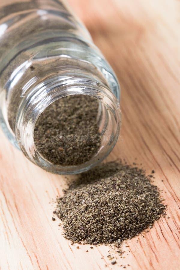 Download Pepper shaker stock image. Image of fresh, herb, pepper - 15695149