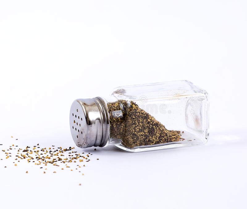 Pepper Shaker royalty free stock photos