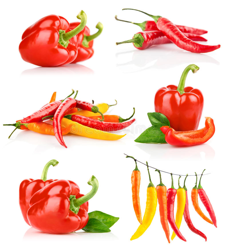 Free Pepper_all_03(3) Royalty Free Stock Photo - 16131725