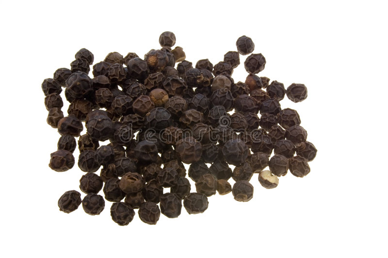 Peppercorns imagem de stock royalty free