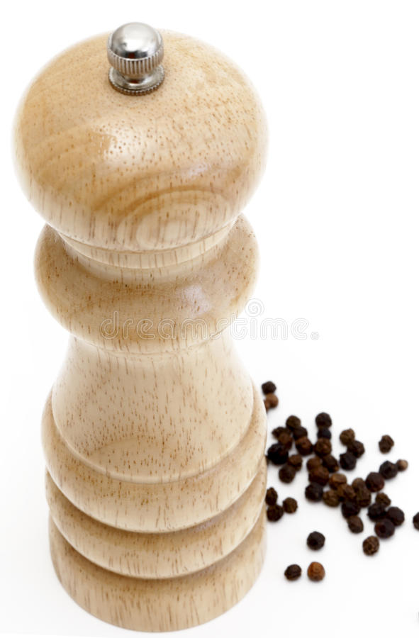 Download Peppermill From A High Angle Stock Photo - Image: 35643242