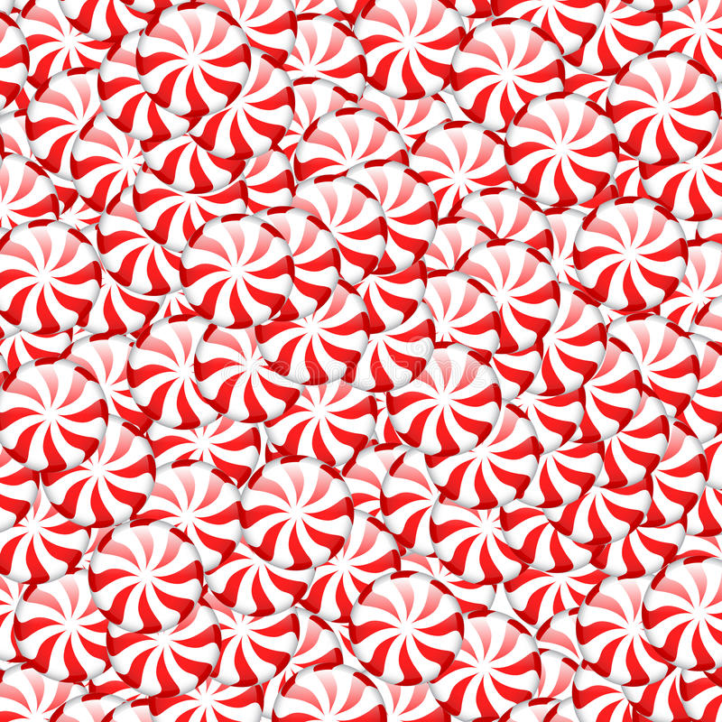 Download Peppermint candies stock illustration. Image of flavor - 11258993