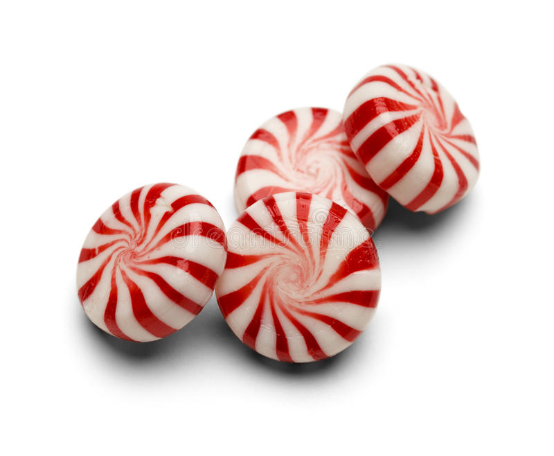 Peppermint Candy royalty free stock image