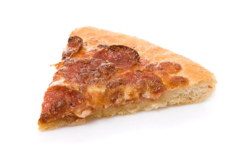 pepperoni φέτα πιτσών στοκ εικόνες