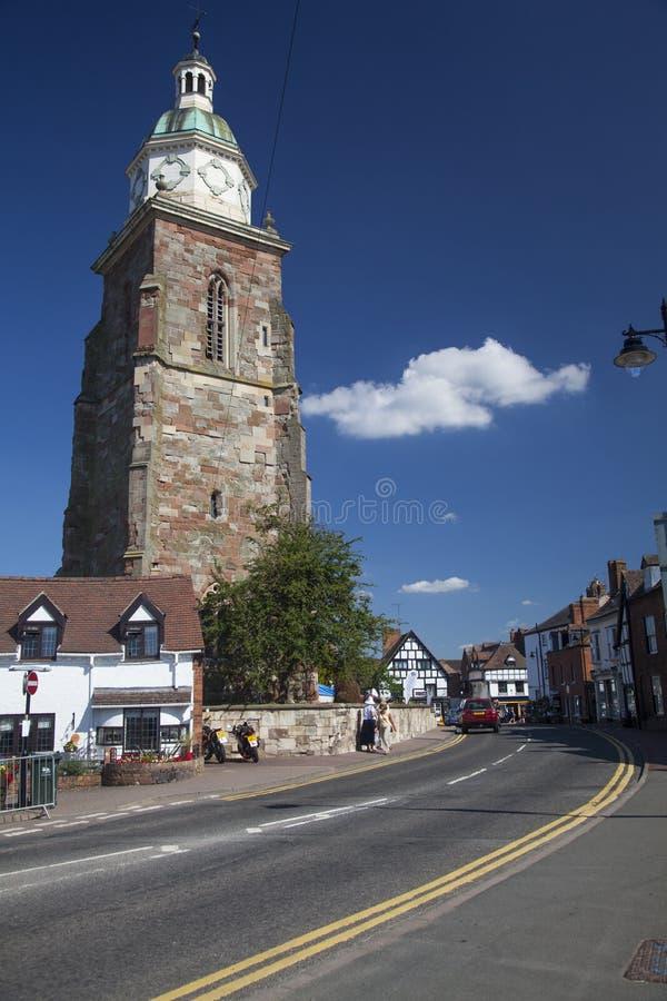 ` Pepperpot `, upton-op Severn, Worcestershire, Engeland royalty-vrije stock foto