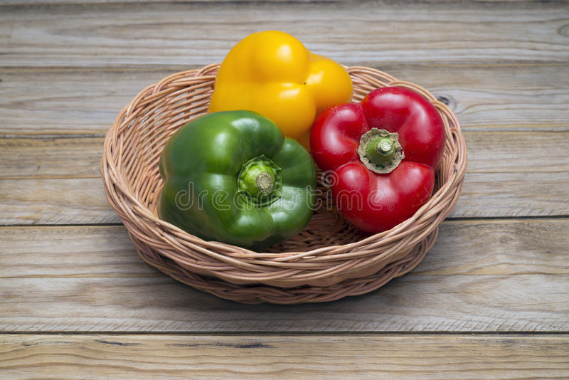 Download Peppers stock photo. Image of yellow, vegetable, multi - 36375656