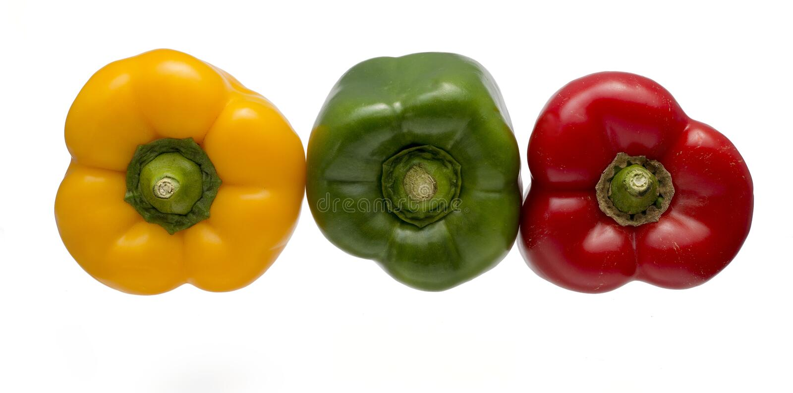 Download Peppers stock image. Image of food, vegetable, isolated - 36375749