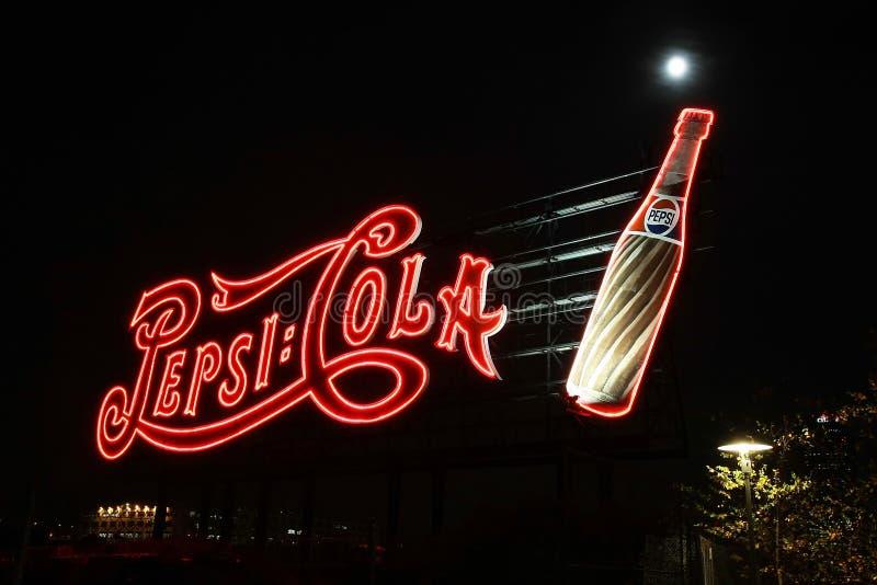 Pepsi-Cola lizenzfreie stockfotos