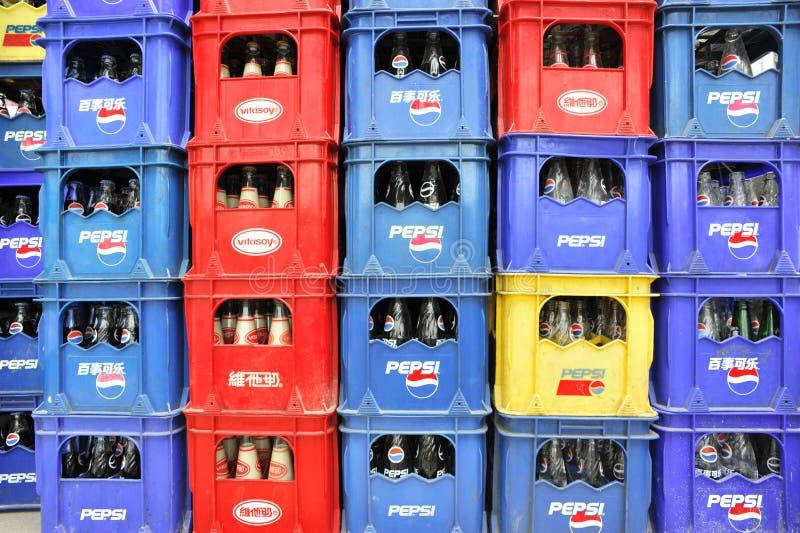 Pepsi-cola immagine stock libera da diritti