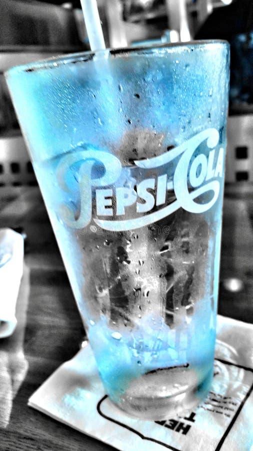 Pepsi cola arkivbild