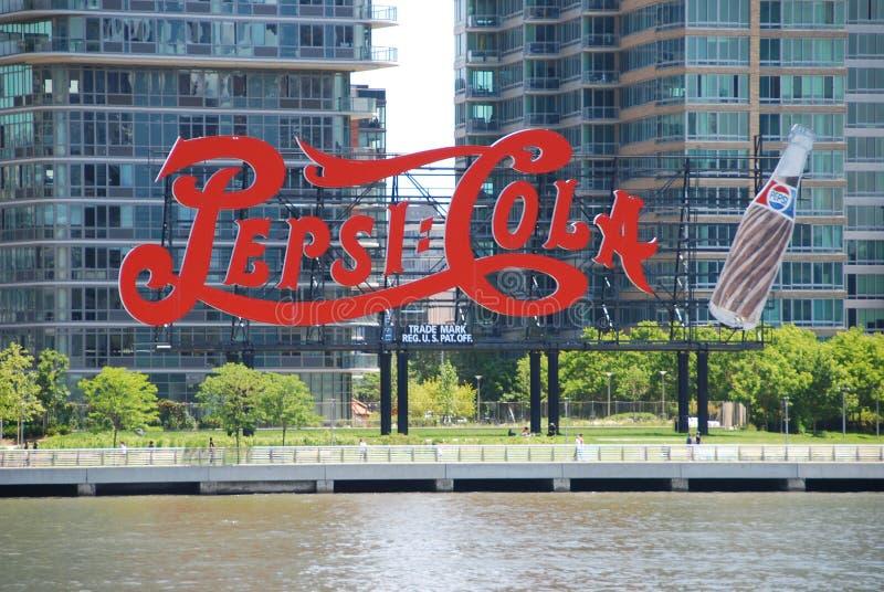 Pepsi-cola immagini stock