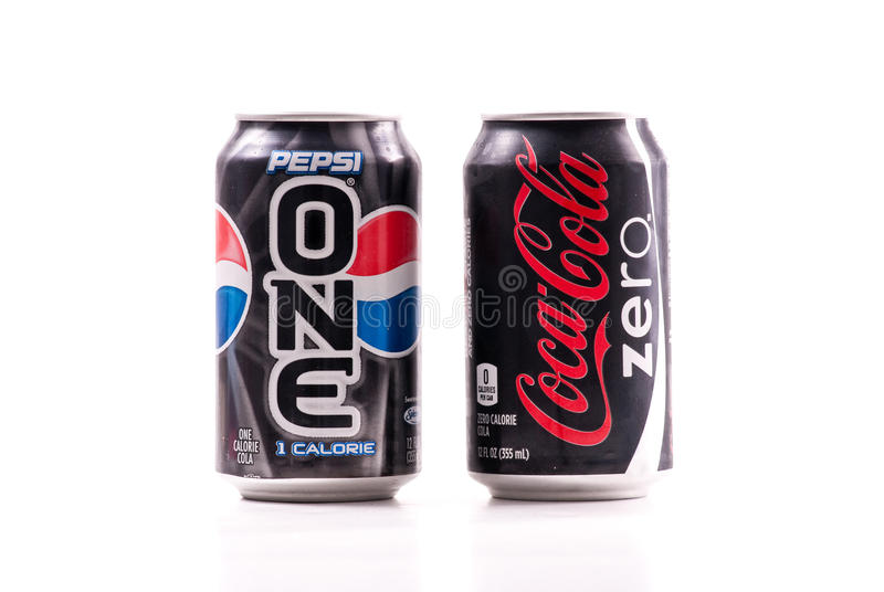 direct competitors od coke zero