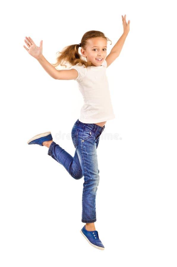 Pequeña bailarina foto de archivo libre de regalías