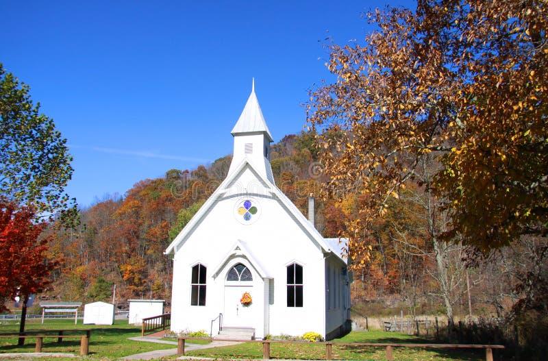 Pequeña iglesia hermosa fotos de archivo libres de regalías