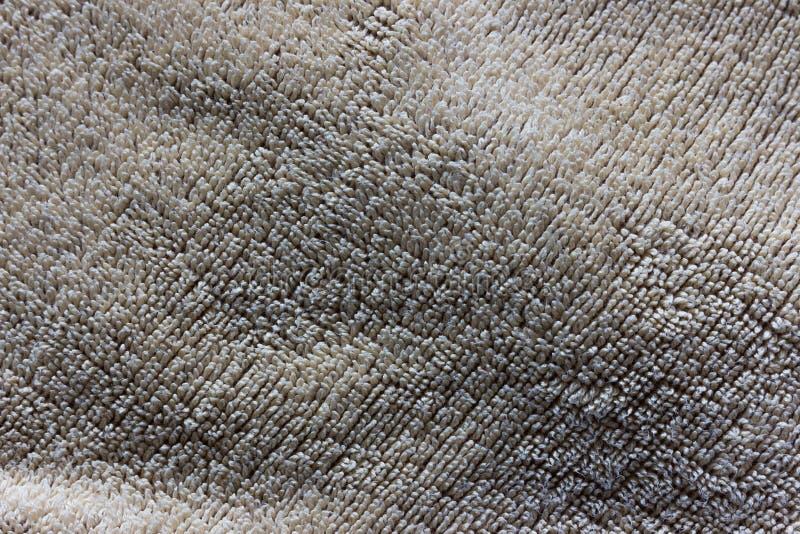 pequeña pila de toallas imagen de archivo