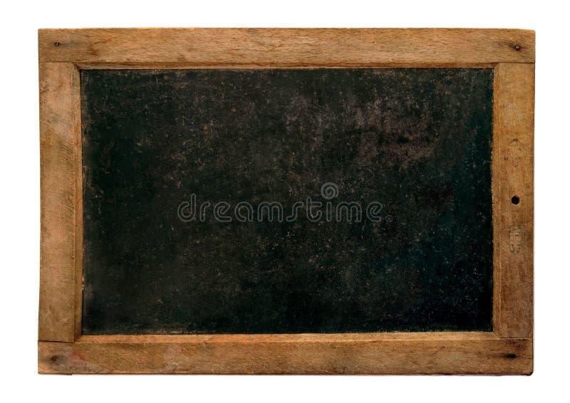 Pequeña pizarra de la vendimia fotografía de archivo libre de regalías
