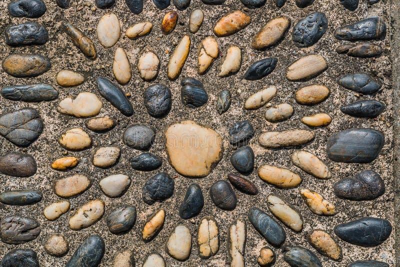pequeña textura hermosa de la roca imágenes de archivo libres de regalías