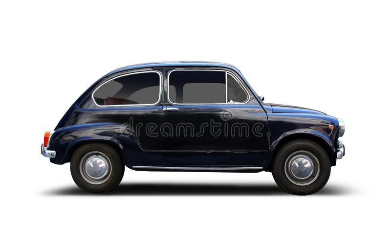 Pequeño coche imagen de archivo