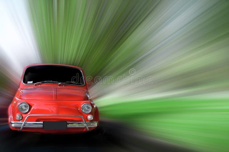 Pequeño coche fotografía de archivo libre de regalías