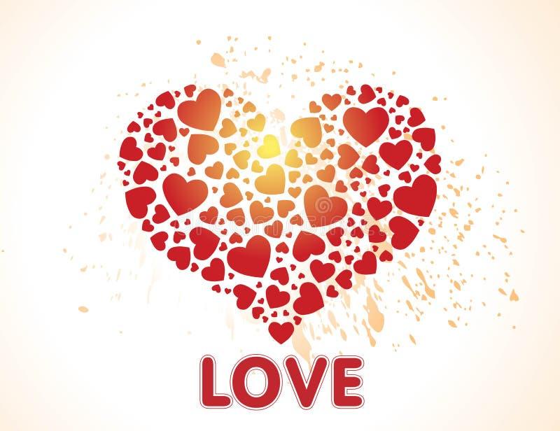Pequeño corazón decorativo libre illustration