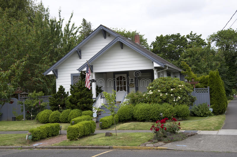 Pequeño hogar fotografía de archivo
