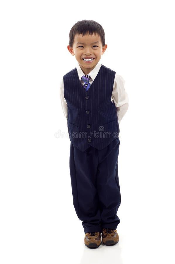 Pequeño muchacho asiático fotos de archivo