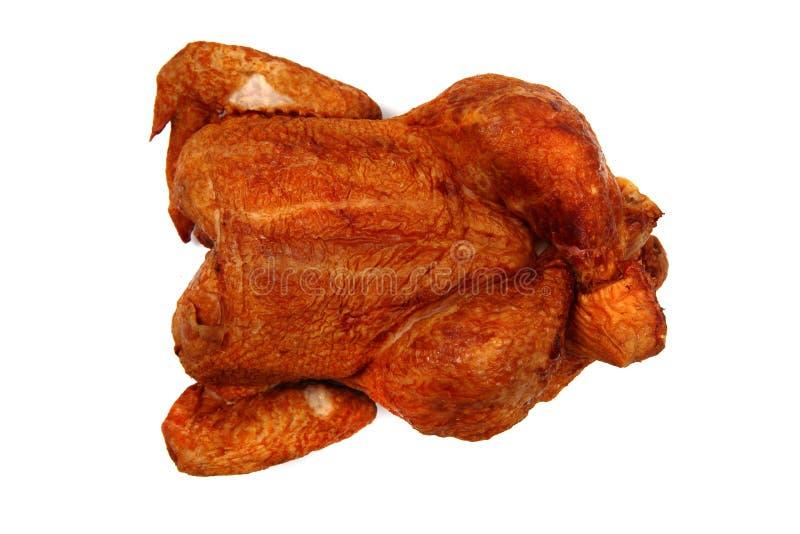 Download Pequeño pollo ahumado imagen de archivo. Imagen de blanco - 44857457