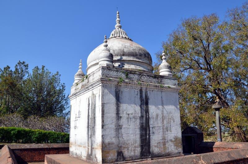 Pequeño templo hindú fotos de archivo libres de regalías