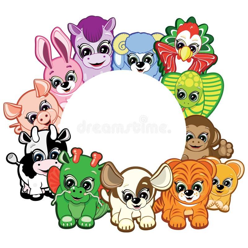 Pequeños animales libre illustration
